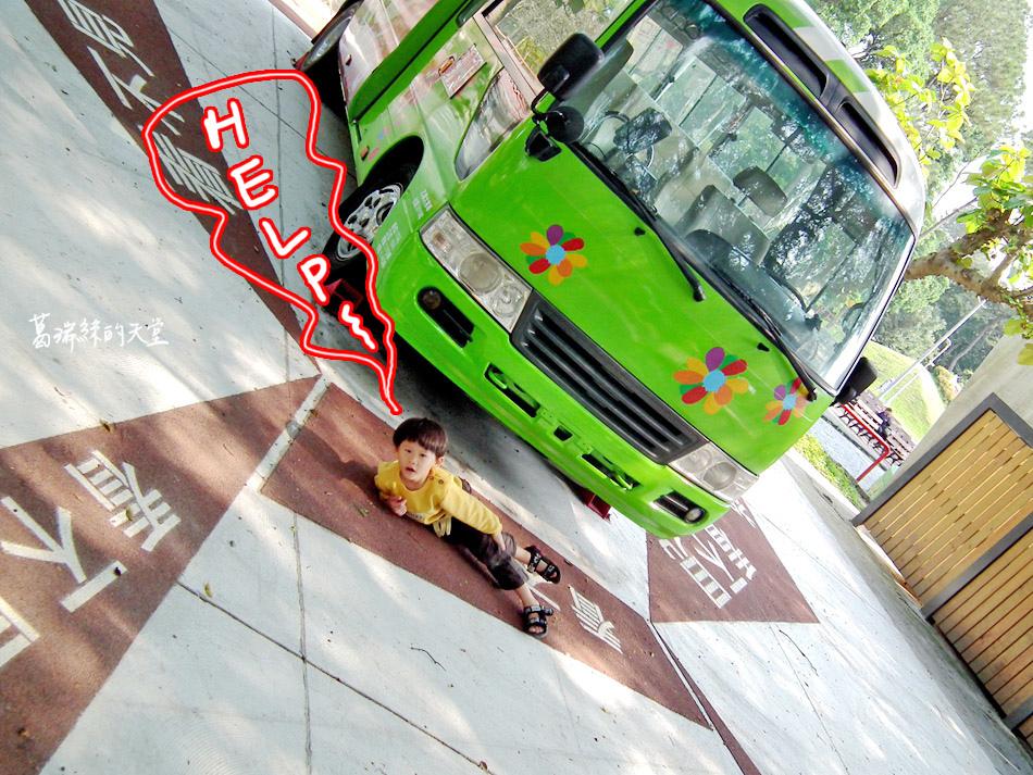 全國首座戶外「交通公園教學區」在這裡!