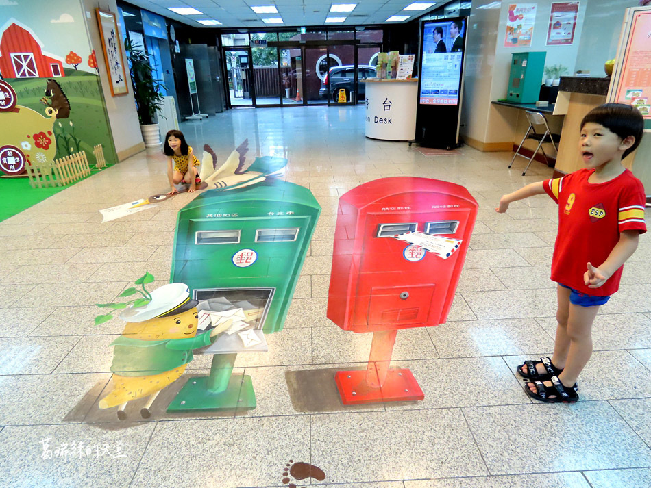 台北室內景點-郵政博物館 (4).jpg