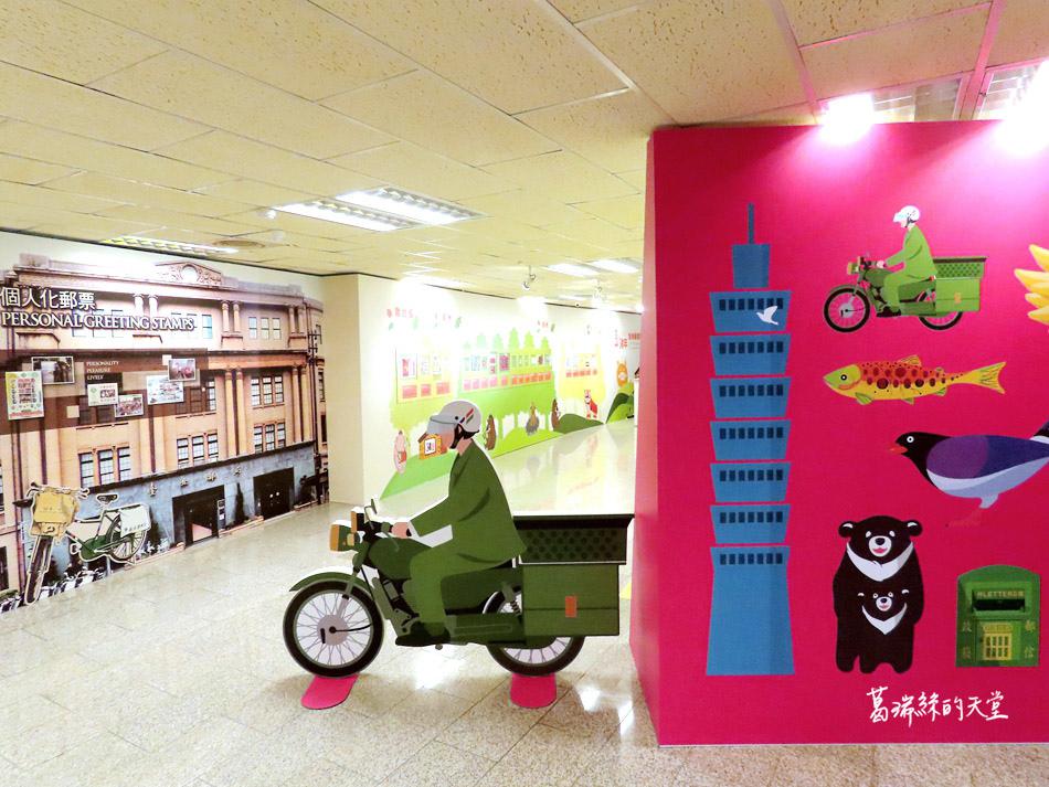 台北室內景點-郵政博物館 (19).jpg