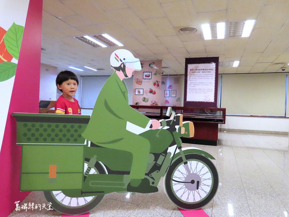 台北室內景點-郵政博物館 (20).jpg