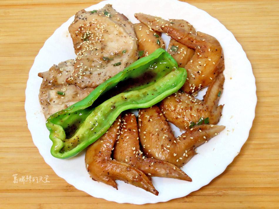 憶霖8佳醬-黑胡椒醬、磨菇牛排醬、黑胡椒牛排醬料理食譜  (28).jpg