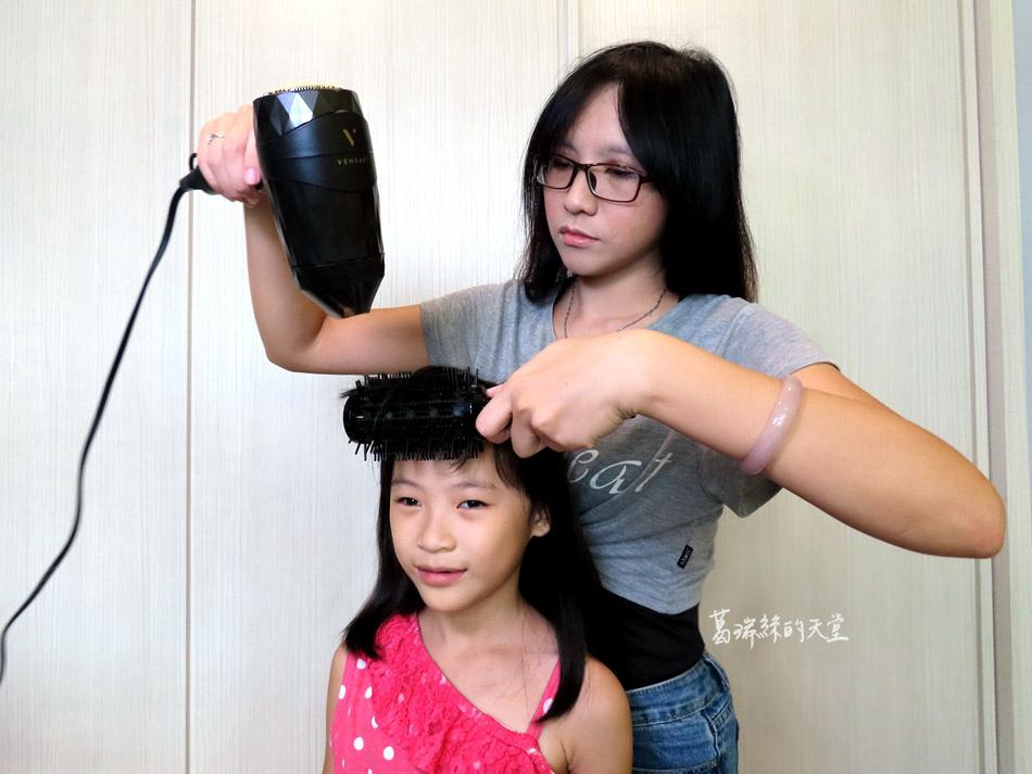 吹風機推薦-日本熱銷 VENSART V0 專利螺旋風護髮吹風機組 (19).jpg