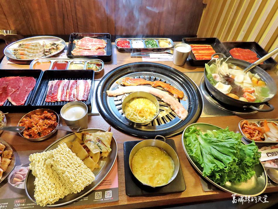 西門町美食-阿豬媽韓式烤肉X火鍋吃到飽 (44).jpg