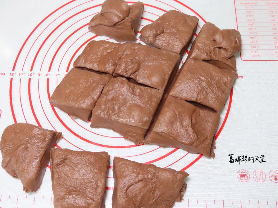 巧克力麵包-巧克力豆豆做法 (7).jpg