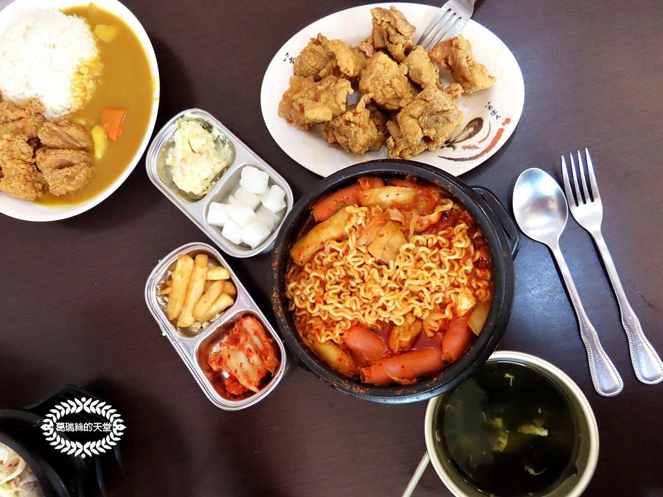 龍潭-三清洞豆腐鍋韓式小菜吃到飽 (16).jpg