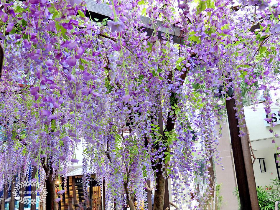林口景點-林口三井outlet紫藤花海 (22).jpg