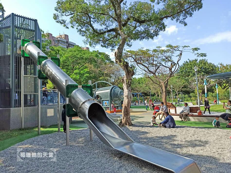 台北最新特色公園-青年公園-飛行探索遊戲場 (23).jpg