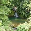 孝子山登山口附近的小瀑布