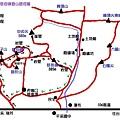 慈母峰慈母嶺地圖