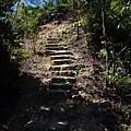 剪刀石山步道