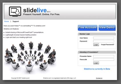 Slide Live