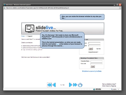 slidelive demo1