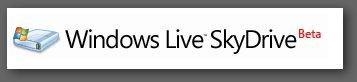 Microsoft Skydrive online file sharing platform