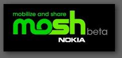 Mosh, Nokia community platform