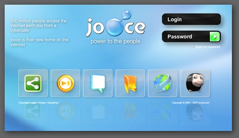 Jooce web作業系統