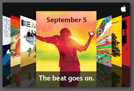Apple 觸控式螢幕的iPod 明天揭曉
