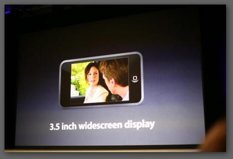 apple new ipod wide screen 寬螢幕 觸控式