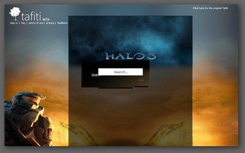 Microsoft Tafiti Halo 3