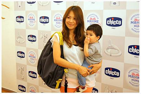 Chicco天然母感手動吸乳器新品發表會19