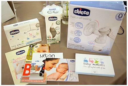 Chicco天然母感手動吸乳器新品發表會25