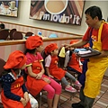 1031102麥當勞一日小廚神漢堡DIY9