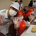 1031102麥當勞一日小廚神漢堡DIY17