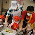 1031102麥當勞一日小廚神漢堡DIY24