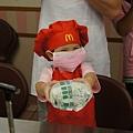 1031102麥當勞一日小廚神漢堡DIY29