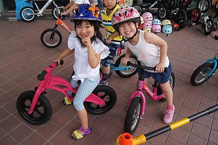 20150606 Pushbike小騎士1