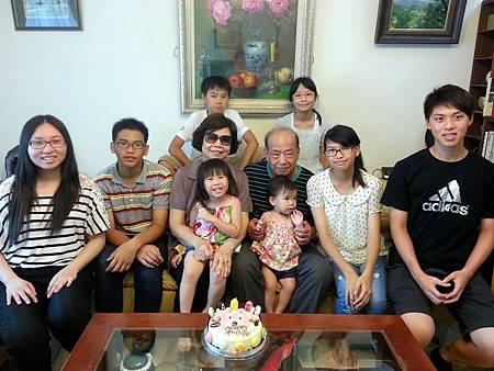 104 4歲生日7