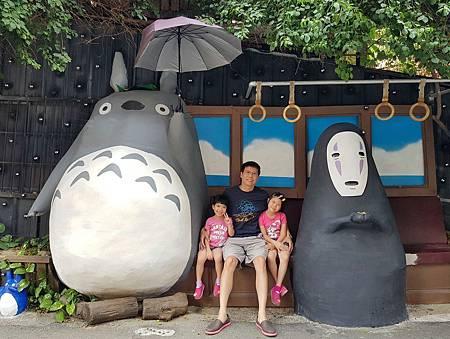 1070922龍貓公車站3