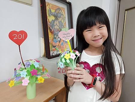 1080507母親節花束1