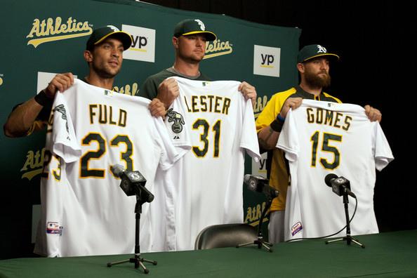 Jon+Lester+Oakland+Athletics+Introduce+Jon+8i2ur_vg-U1l