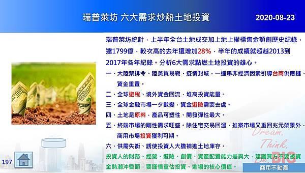 2020-08-23 瑞普萊坊 六大需求炒熱土地投資.JPG