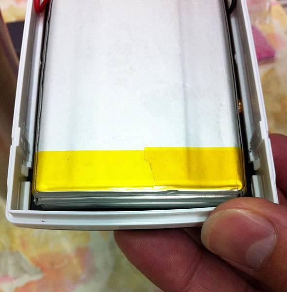 黑心鋰聚合物電池2
