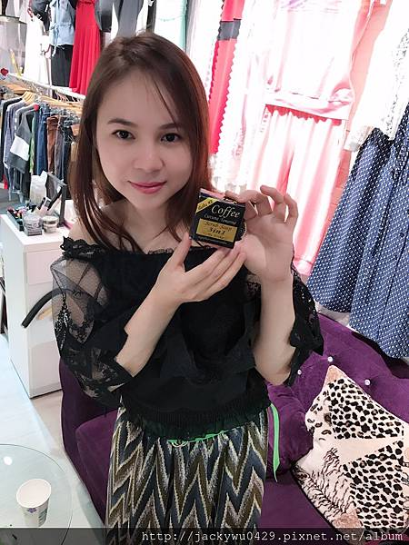 正韓服飾店老闆娘(小雅)也是敏感肌膚