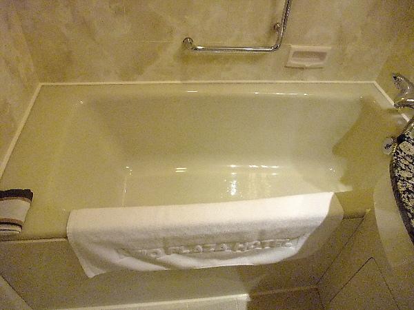 01-16-京王飯店-無緣的浴缸...總是醉茫茫回飯店.JPG
