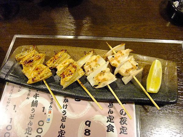 01-17-晚餐-三國一雞軟骨串燒.JPG