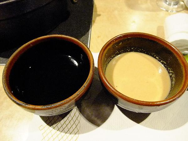 02-24 晚餐 - 黑毛和牛涮涮鍋 03.JPG