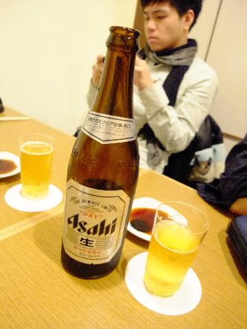 04-15-只喝啤酒 因為晚上還要去....jpg