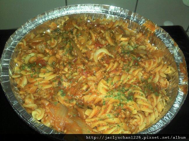 諾媽義大利麵