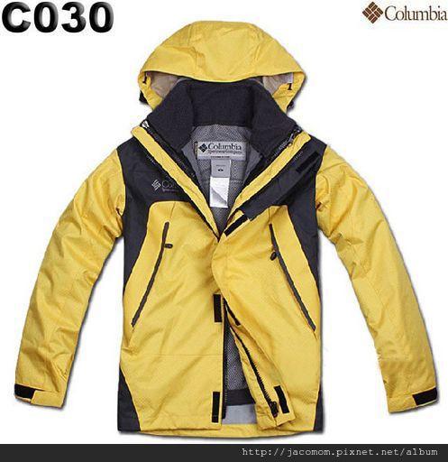 C030黃