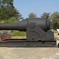 億載金城-大砲