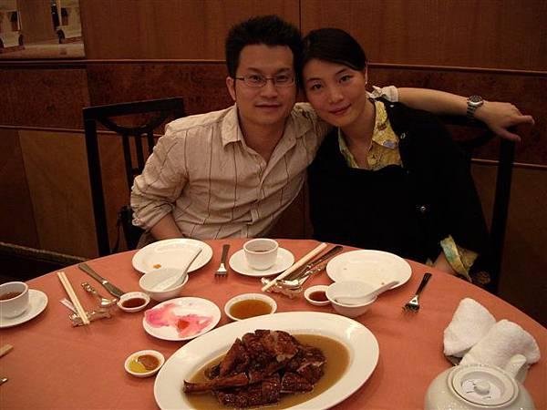 2005-10-01 HK 世界美食-鏞記燒鵝