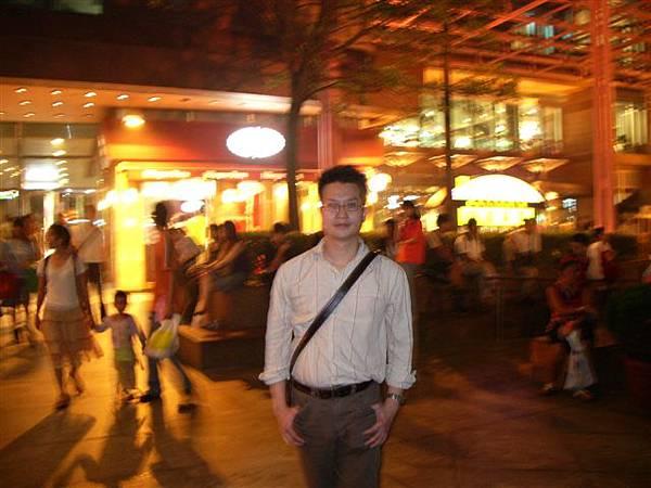 2005-10-031 HK 太平山山頂廣場