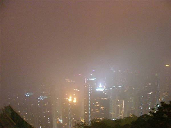 2005-10-01 HK 太平山夜景