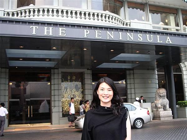 2005-10-01 HK 半島酒店正門