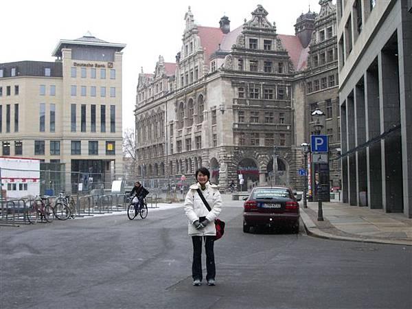 Deutsche Bank & City Hall
