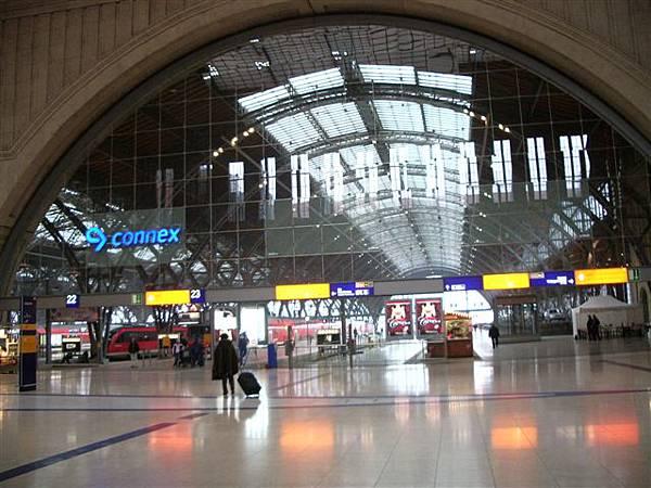 Leipzig Mainstation