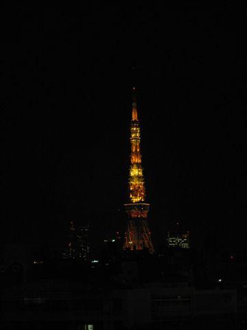 夜色中的東京鐵塔.jpg